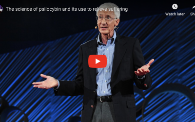 The Science of Psilocybin and Its Use to Relieve Suffering – Roland Griffiths, PhD